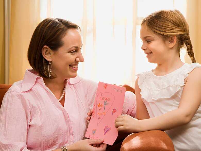 Mama z córką