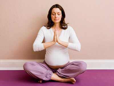 Joga w czasie ciąży i menstruacji