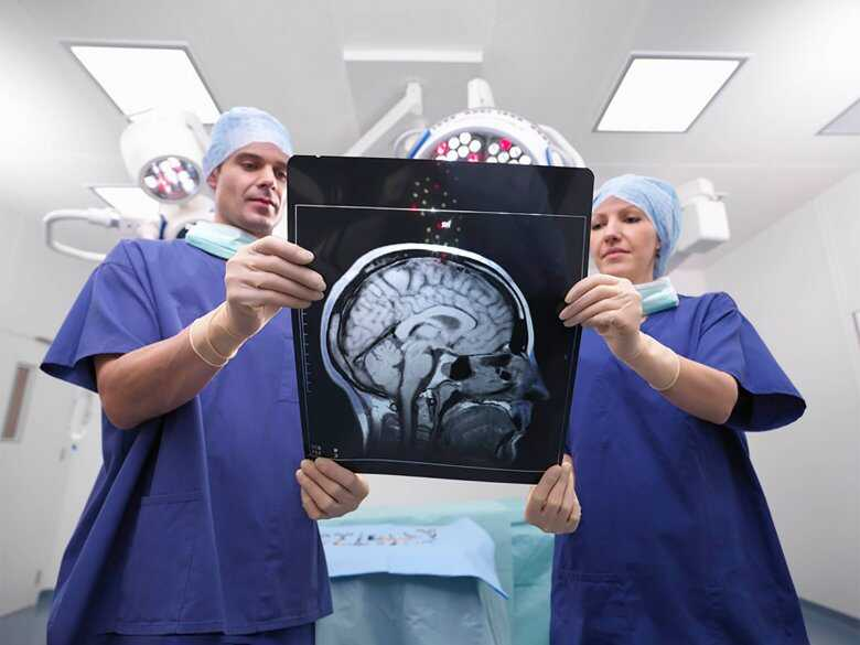 Operacja neurochirurgiczna