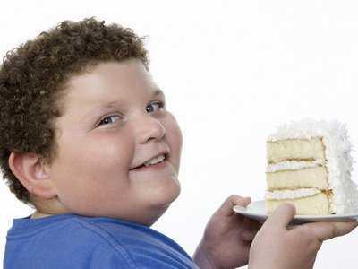 Niepokojące dane dotyczące otyłości wśród dzieci