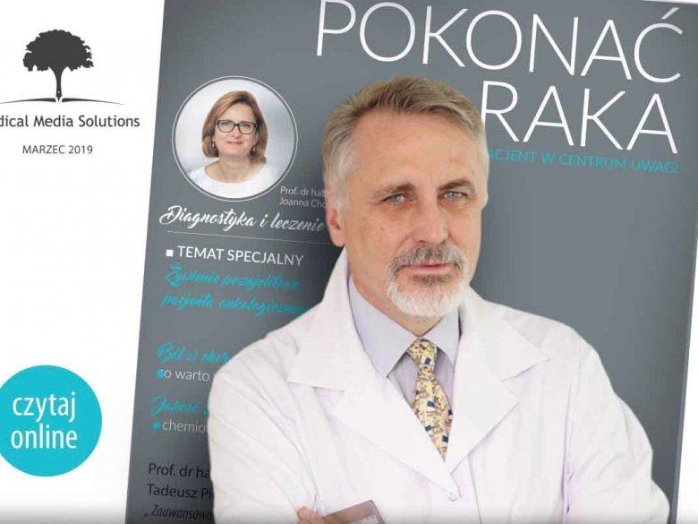 Pokonać Raka – pacjent w centrum uwagi
