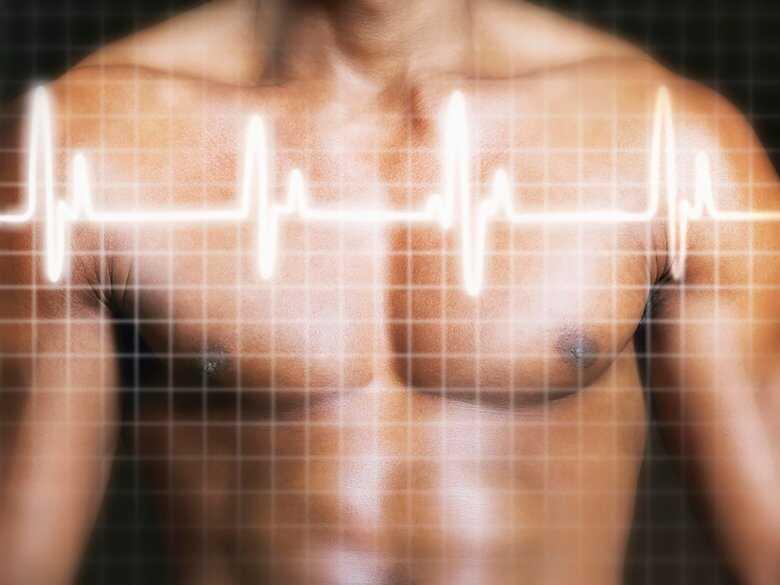 Wykres EKG
