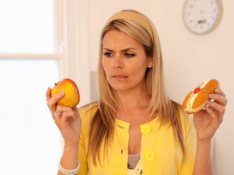 Dietetyczne dylematy