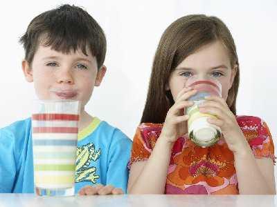 Mieszanki mleczne w żywieniu niemowląt i dzieci - część 3