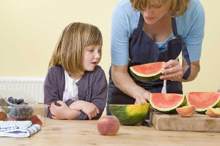 Dieta w cukrzycy typu 1 u dzieci - węglowodany, białka, tłuszcze