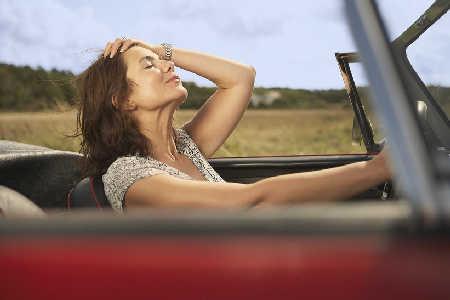 Kobiecy styl jazdy