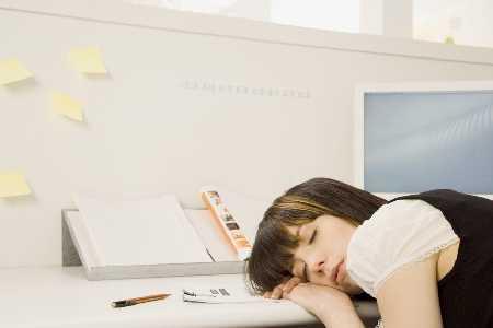 Zmęczenie pracą