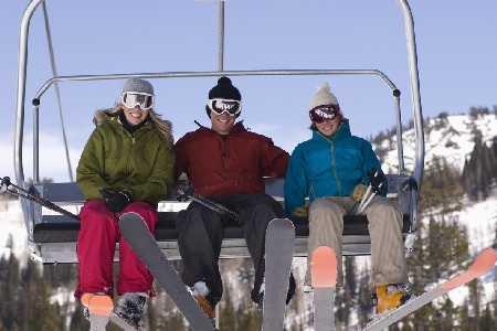 Sposób na narciarskie kontuzje