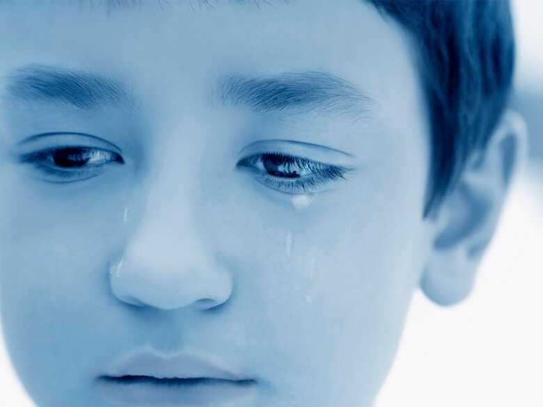 Smutek u nastolatka
