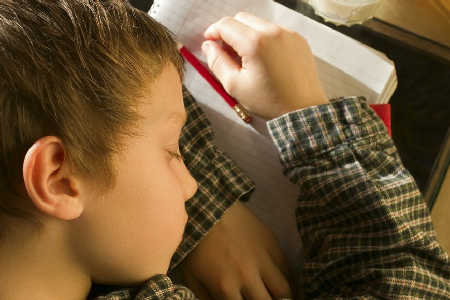 Otyłość u dzieci powiązana z wynikami w matematyce