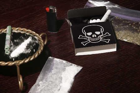Zmiany w mózgu wywołane długotrwałym zażywaniem kokainy