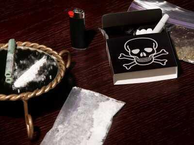 Uszkodzenia mózgu po zażyciu narkotyku