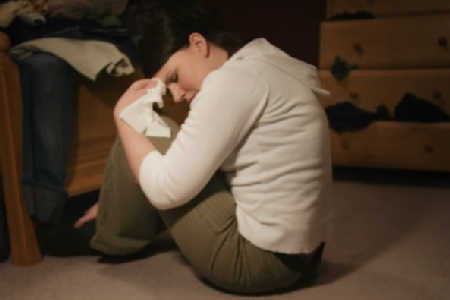 Smutek, depresja