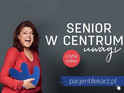 """Senior w centrum uwagi"" – kampania edukacyjna"