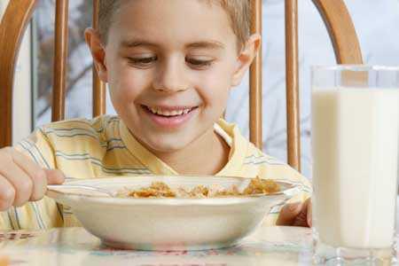 Wpływ jedzenie śniadań na funkcje poznawcze i koncentrację uwagi w szkole