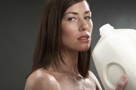 Składnik mleka wspomagający odchudzanie