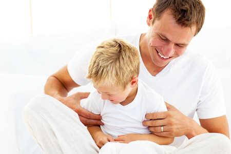 Recepta na zdrowy brzuszek dziecka