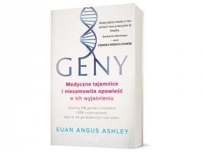 GENY – Medyczne tajemnice i niesamowita opowieść o ich wyjaśnieniu