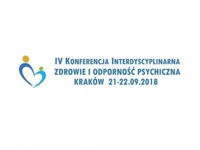 IV Konferencja Interdyscyplinarna Zdrowie i odporność psychiczna