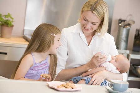 Hydrolizaty kazeiny - mieszanki mlekozastępcze u dziecka z alergią