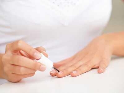 Łuszczyca paznokci