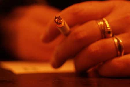 Ciąża, papierosy, śmierć dziecka