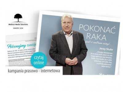 """Startuje ogólnopolska kampania """"Pokonać Raka"""""""
