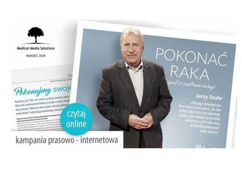 """Startuje ogólnopolska kampania """"Pokonać Raka"""