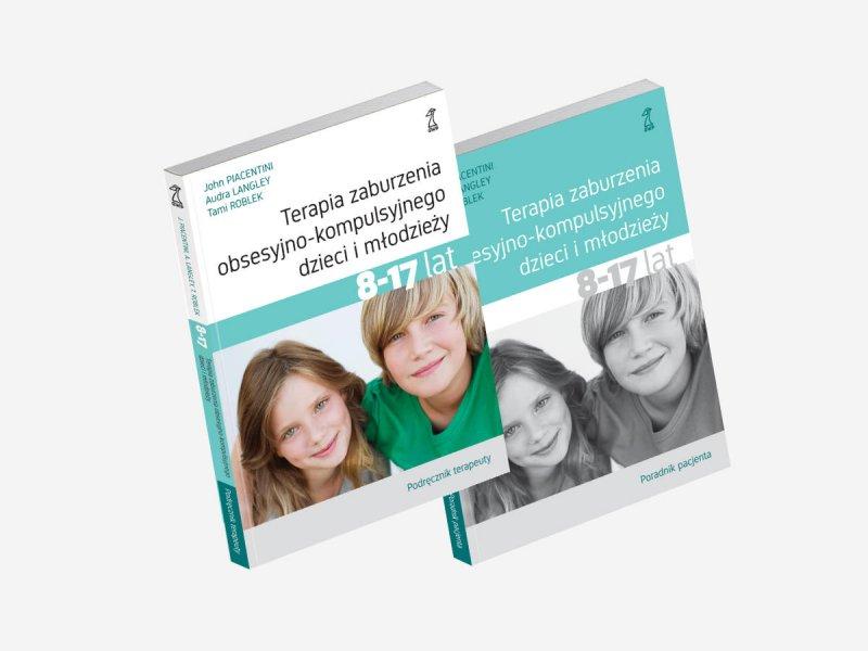 Okładka książki Terapia OCD dzieci i młodzieży
