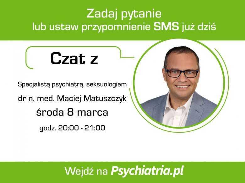 Wideoczat Psychiatria.pl