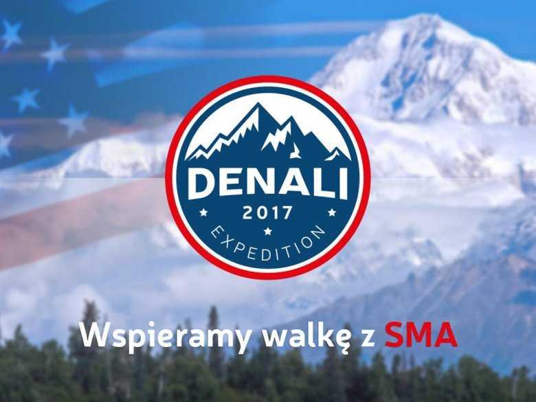 Wejdą na Denali by wesprzeć chore dzieci z SMA