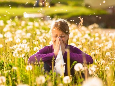 Alergiczne zapalenie błony śluzowej nosa