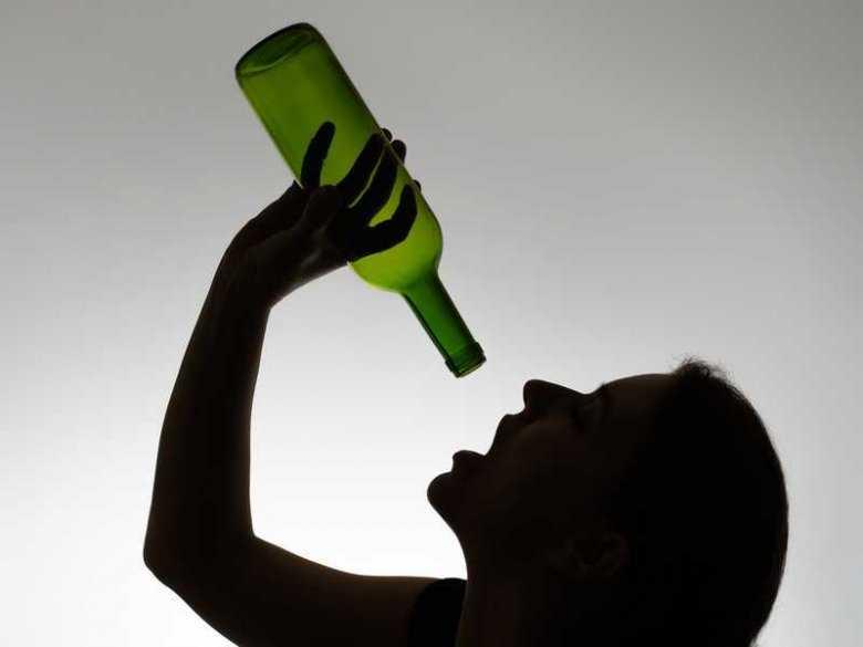 Picie alkoholu a schizofrenia