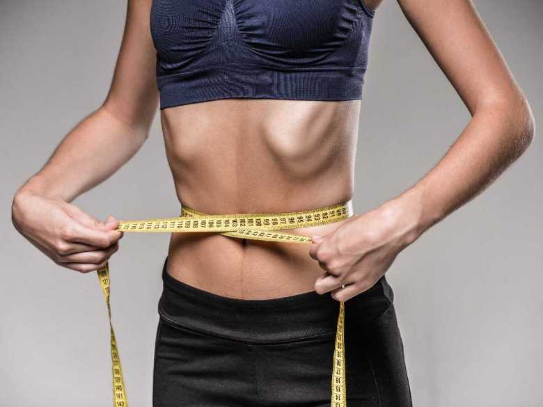 Wpływ przebiegu anoreksji na wzrost
