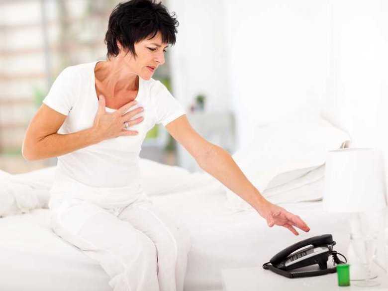 Depresja a ryzyko śmierci po ataku serca