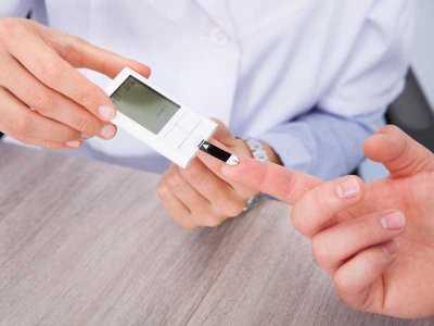 Powikłania przy cukrzycy
