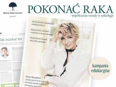 """Startuje 6. edycja kampanii """"Pokonać raka"""""""