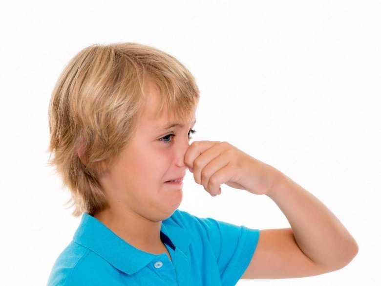 Brzydki zapach