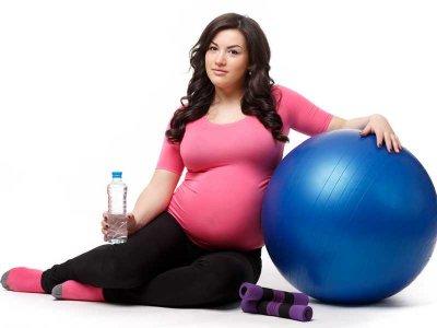 Przyrost masy ciała w ciąży