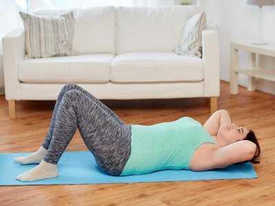 Ćwiczenia w okresie ciąży i połogu. Część 2. Gimnastyka w I okresie ciąży.