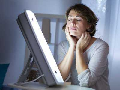 Gen melanopsyny a depresja sezonowa