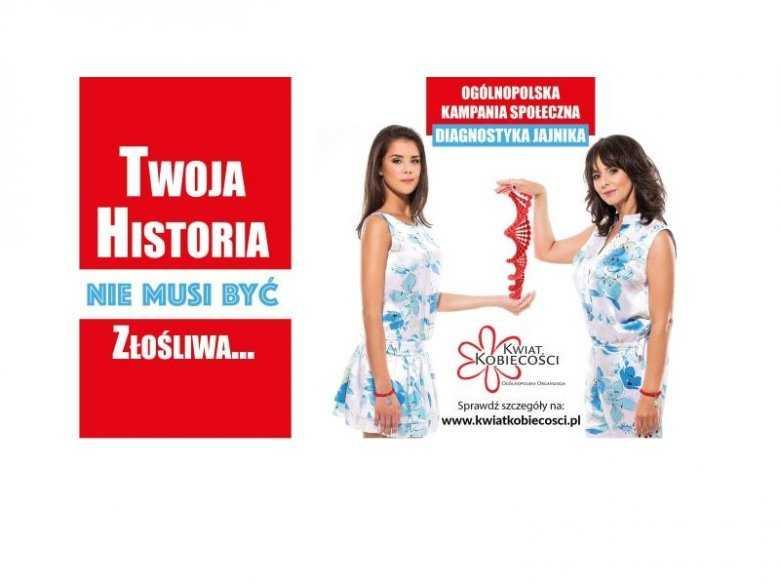 Dziś startuje Ogólnopolska Kampania Diagnostyka Jajnika
