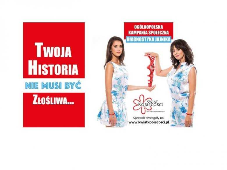 Kampania Diagnostyka Jajnika