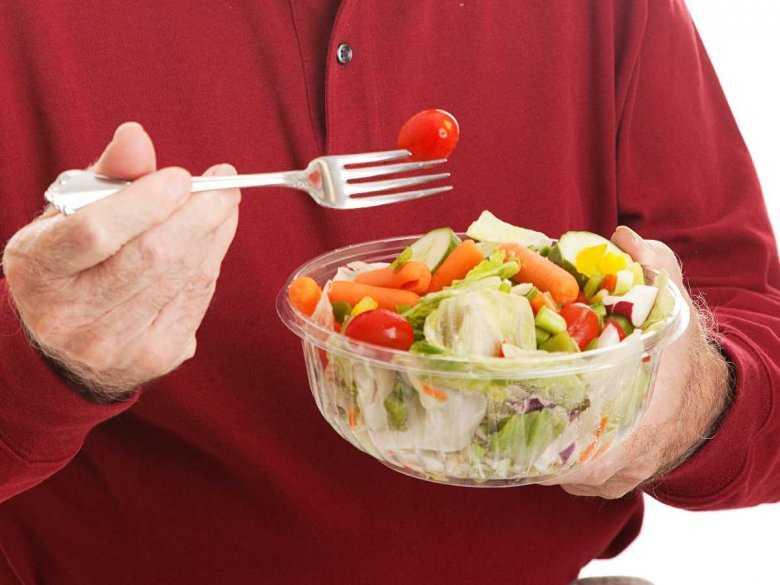 Dieta a pamięć ludzi w starszym wieku