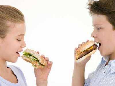 Coraz młodsze dzieci mają problem z otyłością