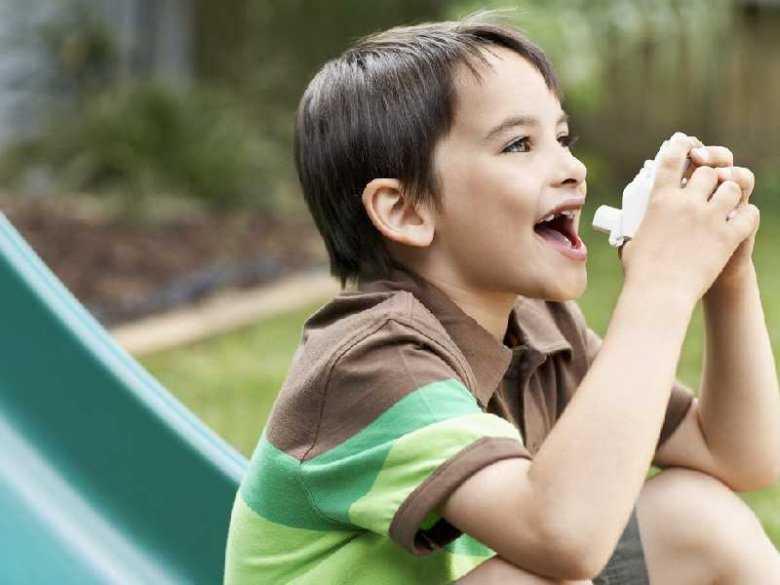Otyłość nie predysponuje u dzieci do wystąpienia astmy oskrzelowej