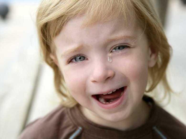 Zaburzenia dróg łzowych u dzieci