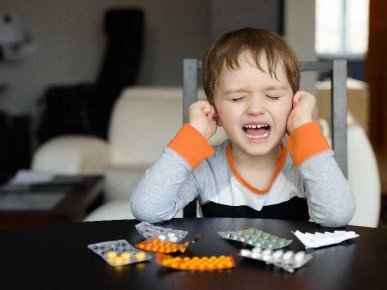 Stosowanie antybiotyków u dzieci