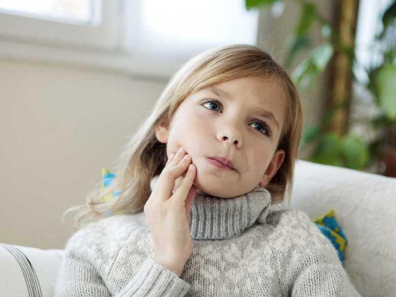 Ból zęba u dzieci