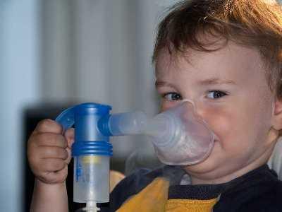 Zastosowanie terapii inhalacyjnej w chorobach wieku dziecięcego